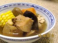 粉葛赤小豆扁豆豬骨湯