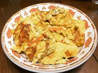 紅蘿蔔玉米炒蛋(蛋奶素)