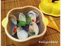 暖呼呼-酒蒸蛤蠣