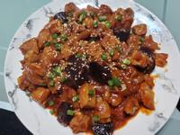 創意韓式辣炒紫芋雞&延伸新吃法