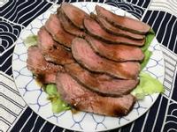 日式和風烤牛肉