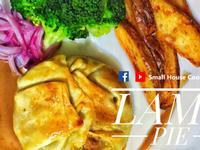 復活節美食: 酥皮羊肉派 (附影片)