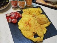 水嫩嫩咖哩煎雞排