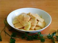 簡單不敗料理-涼拌腐乳大頭菜(結頭菜)