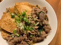 蔥燒豆腐升級版