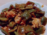 糖醋青椒雞肉
