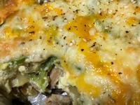 鮮蔬鮭魚馬鈴薯烘蛋
