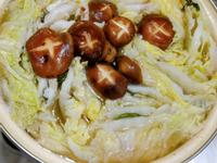 白菜千層火鍋