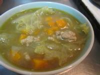 榖盛綠咖哩-湯咖理蔬食