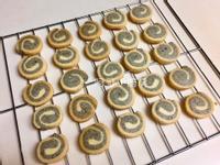 ✨芝麻螺旋餅乾✨參考莉雅Leah主廚食譜