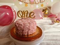 寶寶一歲蛋糕Smash cake