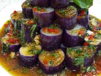 大紅大紫水煮茄