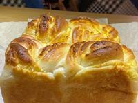 奶油椰絲手撕麵包