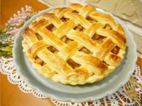 溫暖系「蘋果派」滿滿內餡、迷人的肉桂香