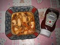 【亨氏番茄醬 ‧幸福食譜大募集】糖醋菇豆腐