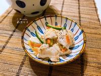 低醣健身料理-雞胸肉捲蔬菜