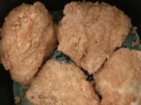 氣炸冷凍雞腿麥脆雞