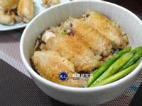 【家常菜】雞翅炊飯