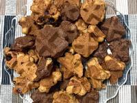 一口鬆餅~原味&黑糖&咖啡&巧克力~