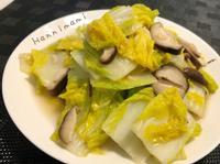 [減醣] 香菇炒娃娃菜
