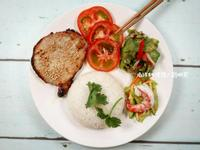 南洋料理達人劉明芳--越式烤豬排