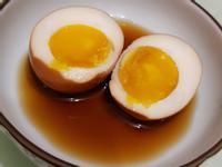 簡單做溏心蛋❤