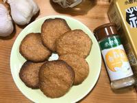 低醣香蒜起司餅乾