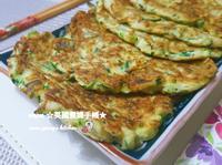 香煎櫛瓜蛋餅🥒晚餐 簡易。新手家常菜