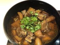 豆鼓蘿蔔豬肋排