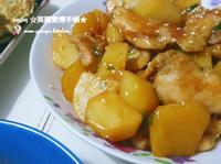 照燒馬鈴薯雞腿肉 家常便當菜🍗新手晚餐
