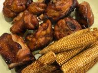 蜜汁咖喱雞肉