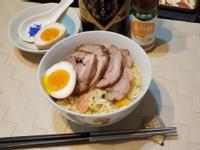 日式蒜味叉燒肉(配麵配飯都很搭)
