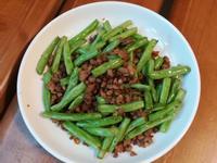 【豚二郎】乾煸四季豆~免油炸