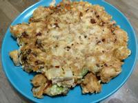 清冰箱料理 🌸海鮮煎餅🌸
