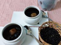 黑豆木耳蜜棗甜湯