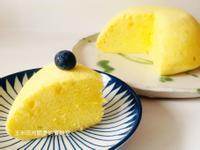 百香果檸檬水蒸戚風蛋糕