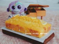 免奶油檸檬磅蛋糕 【只要攪一攪】