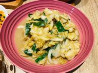 豆腐乳炒高麗菜