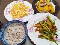 [每日主菜]鳳梨燒肉