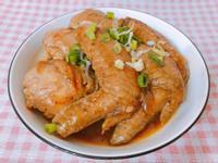 家常料理-洋蔥燒雞腿(翅)
