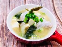 味噌魚湯~