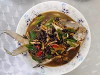 紅燒豆鼓白鯧魚