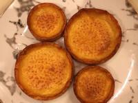 法式焦糖色堅果甜塔皮