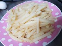 便當菜: 醬油馬鈴薯