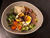 用越式牛肉汤做[牛肉面]