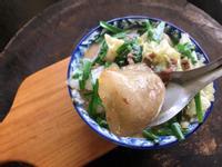簡單好料理:客家三角圓/水晶餃 湯