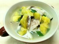鳳梨鯛魚湯