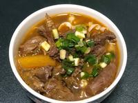 台南紅燒牛肉麵