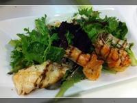 碳烤總匯海鮮沙拉