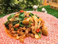 老牌肉醬炒菇菇